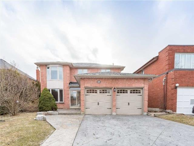89 Stave Cres Richmond Hill
