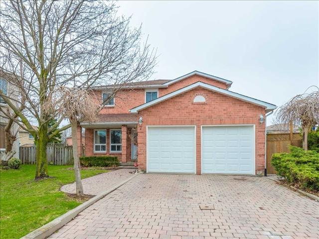 7 Rainey Crt Richmond Hill